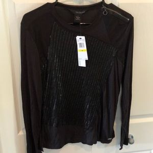 Women's medium Calvin Klein sequin top